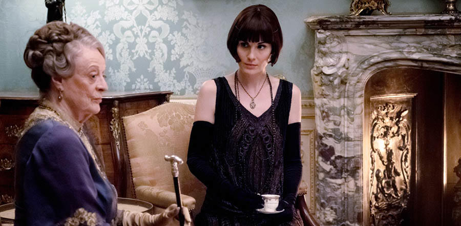 Today in Movie Culture: 'Downton Abbey' Stars Pay Tribute to Maggie Smith, The Best 'Rambo' Copycats and More
