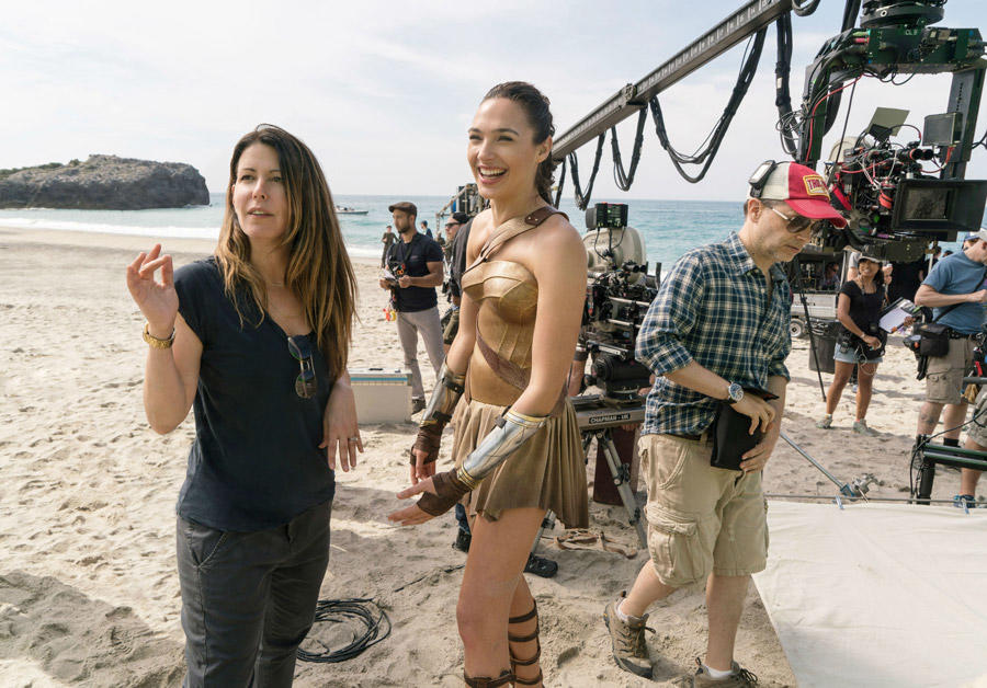 Geek Buzz: Patty Jenkins Officially Directing 'Wonder Woman 2,' Rian Johnson Not Likely Directing 'Star Wars 9'