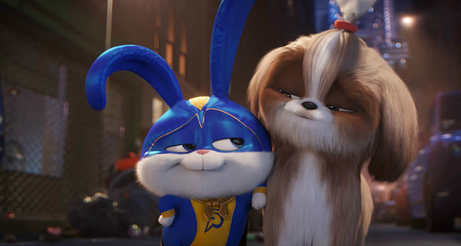 Watch Exclusive 'The Secret Life of Pets 2' Clip: Superhero Pajamas