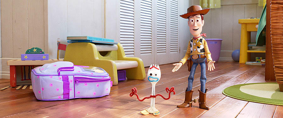 Today in Movie Culture: 'Toy Story 4' VFX Breakdown, 'Midsommar' Toys, Overthinking 'The Lion King' and More