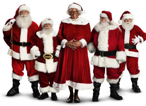 Madeas Christmas.Exclusive New Pics From A Madea Christmas Plus Trailer