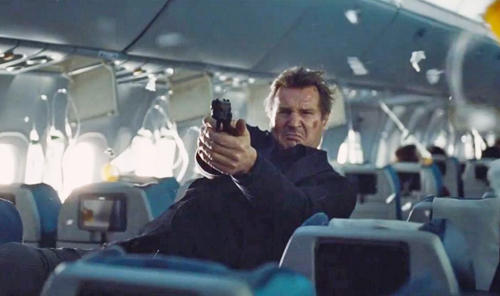 Flight Risks 10 Great Action Scenes Set On A Plane Fandango