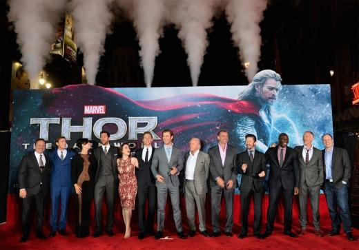 'Thor: The Dark World' Hollywood Premiere: 5 Moments Worth Talking About