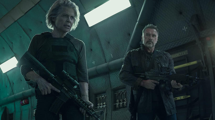 Exclusive Interview: 'Terminator: Dark Fate' Director Tim Miller Talks About Finishing Sarah Connor's Story