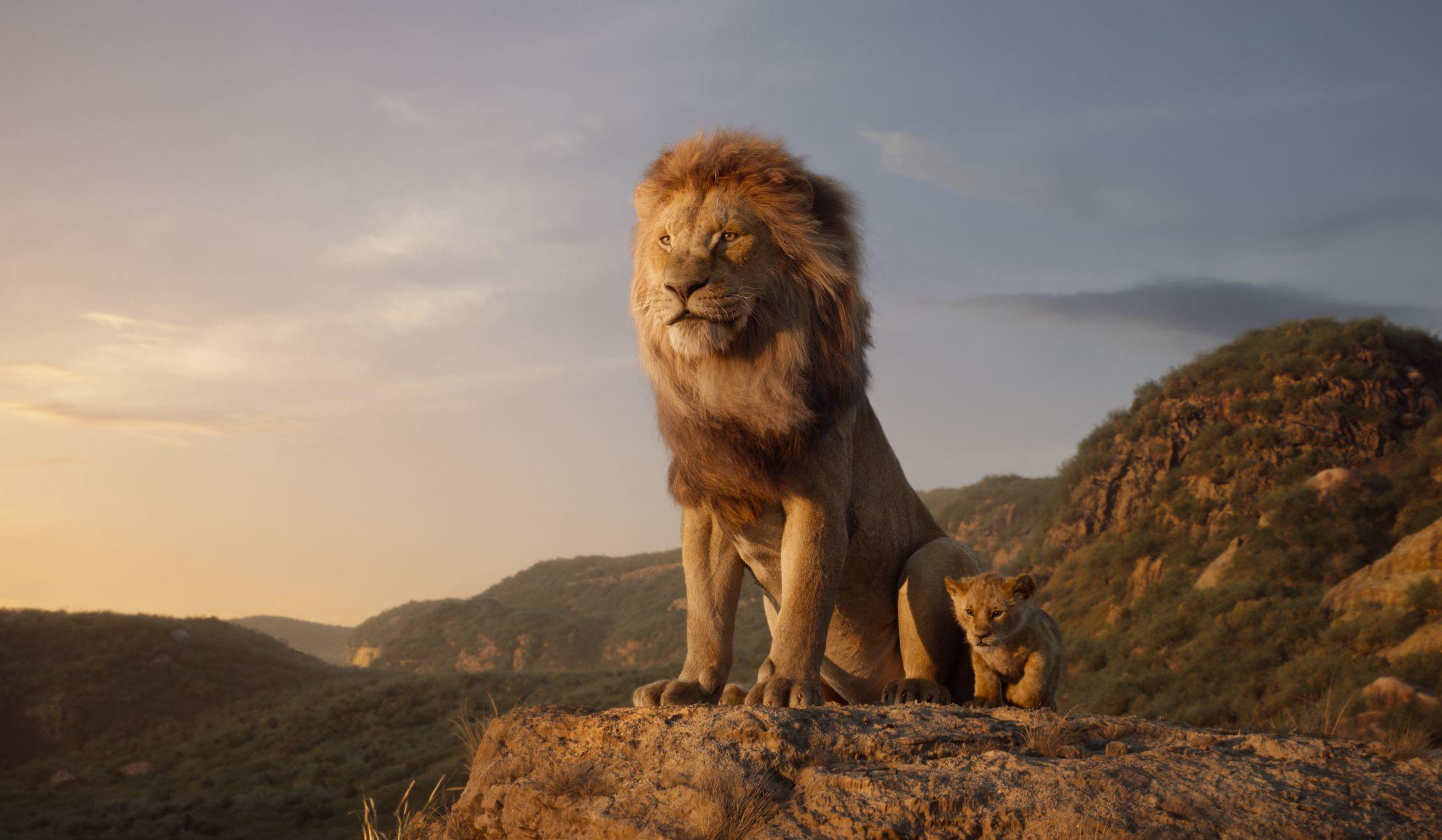 Meet the Faces of 'The Lion King'