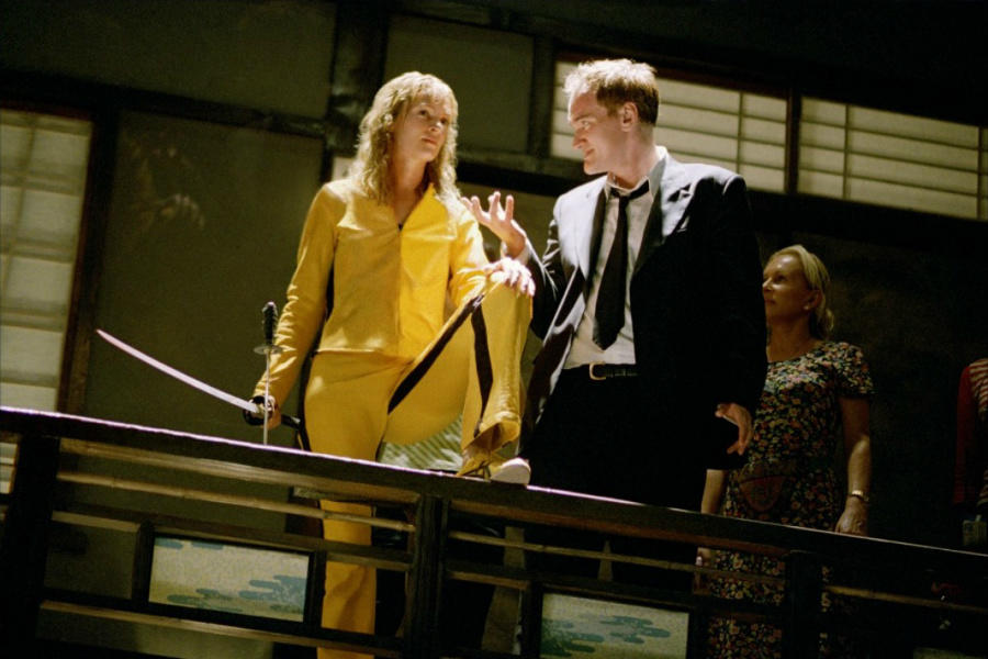 News Briefs: Quentin Tarantino Teases 'Kill Bill 3'