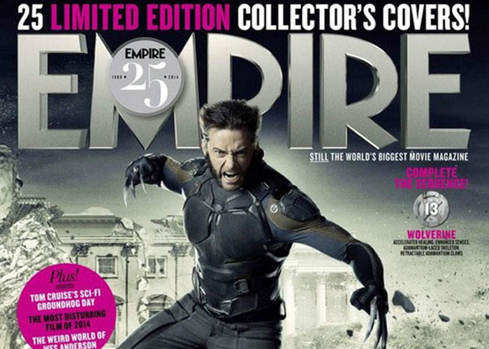 Browse Through All 25 'X-Men: Days of Future Past' 'Empire' Collectible Covers