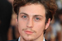 Aaron Johnson Emerges as Front-Runner for 'Godzilla'