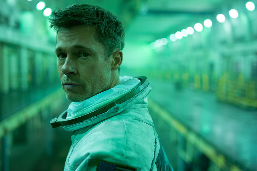 Today in Movie Culture: Brad Pitt Interviews an Astronaut for 'Ad Astra,' the 'Downton Abbey' Experience and More