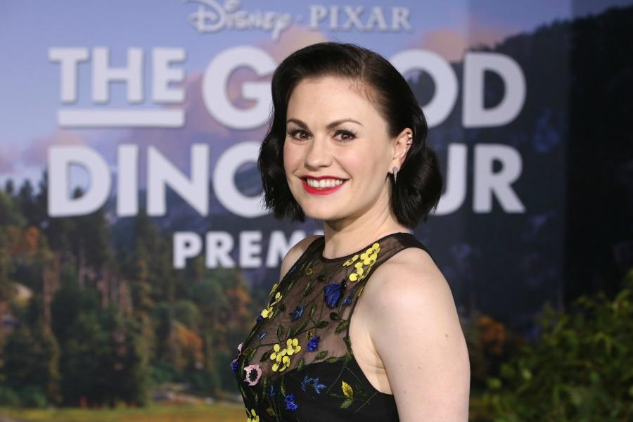 Anna Paquin: From 'True Blood' to T-Rex in 'Good Dinosaur'