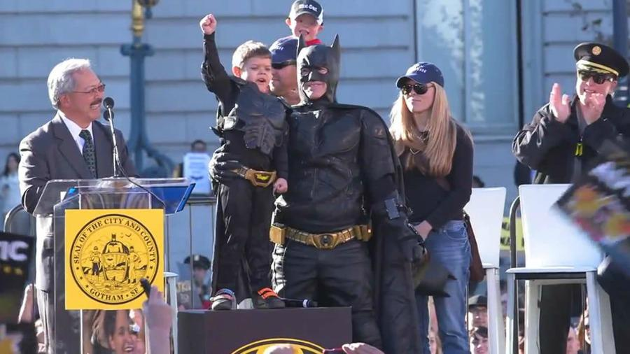 You Have No Idea How Good 'Batkid Begins' Will Make You Feel