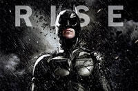 Batman, Catwoman, Bane in Six New 'Dark Knight Rises' Posters