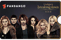 Giveaway: $100 'Breaking Dawn Part 2' Fandango Gift Card