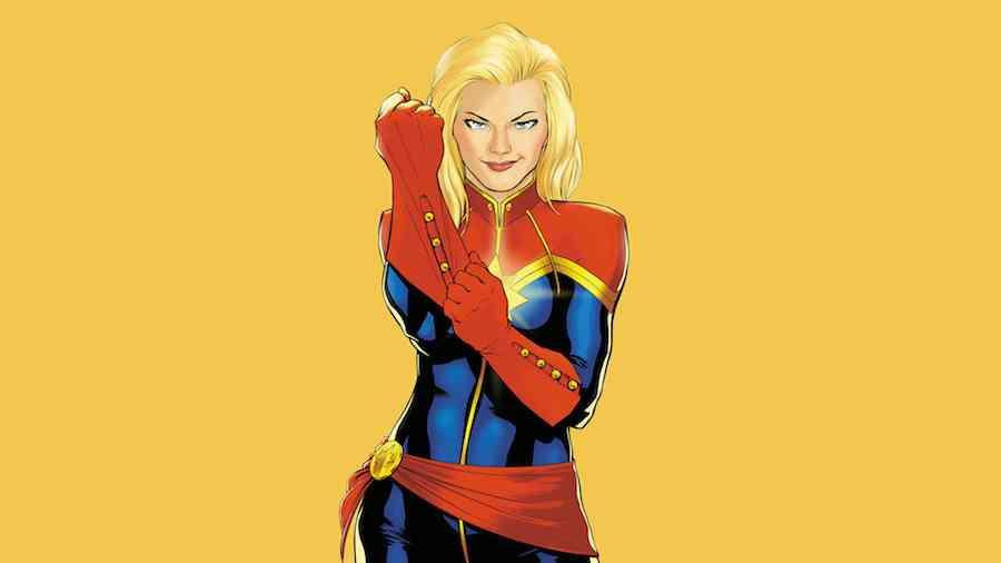 Here's When We'll Know Who's Starring in and Directing Marvel's 'Captain Marvel' Movie