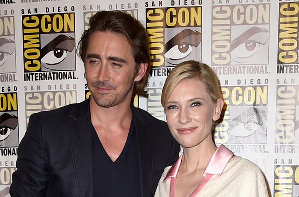 Comic-Con 2014: Cate Blanchett, on Returning to 'The Hobbit'