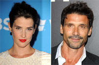 Cobie Smulders to Appear in 'Captain America: The Winter Soldier,' Frank Grillo Confirmed As Villain Crossbones