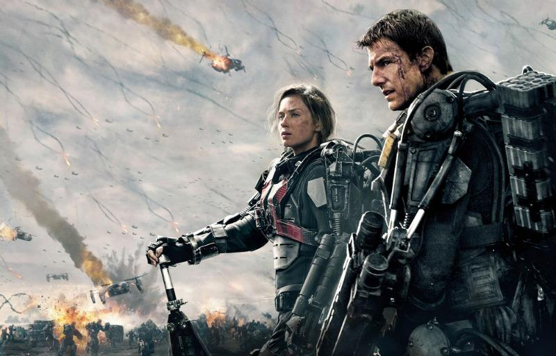 Watch Four Exciting Clips from 'Edge of Tomorrow'