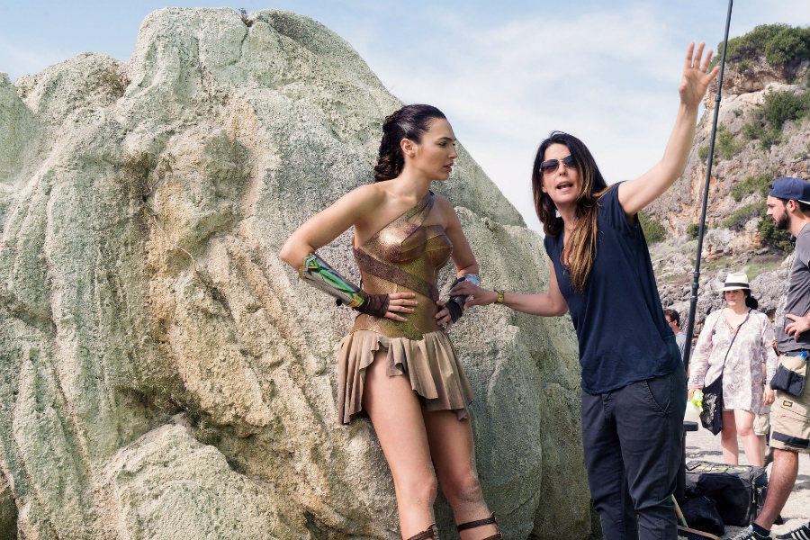 Superhero Buzz: 'Wonder Woman' Director's Great 'Thor' Idea; 'New Mutants' Casting
