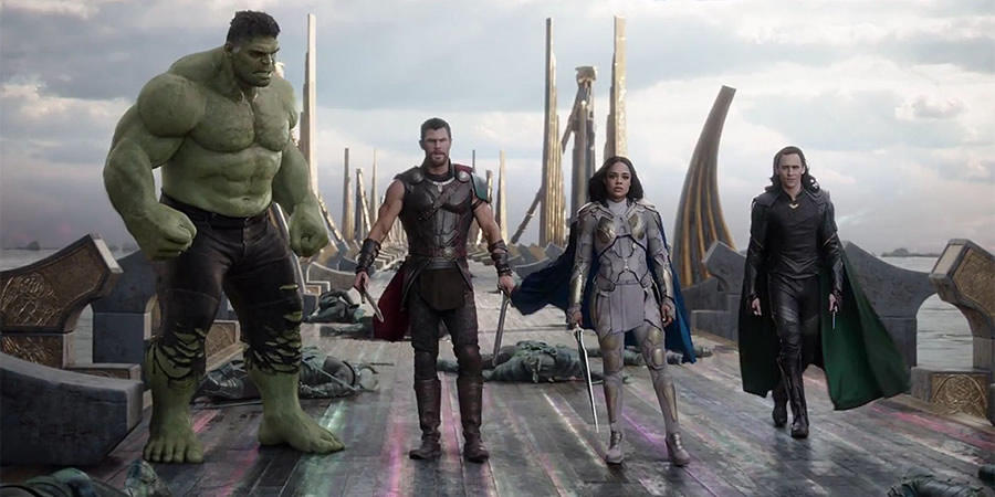 How the 'Thor: Ragnarok' Post-Credits Scenes Set Up 'Avengers: Infinity War'