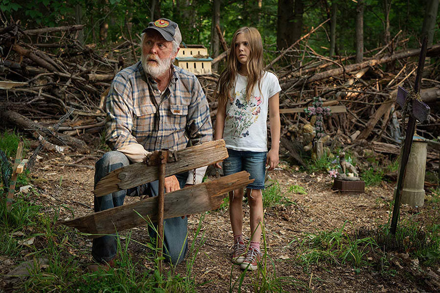 First 'Pet Sematary' Trailer Eerily Resurrects a Classic; Here's Everything We Know