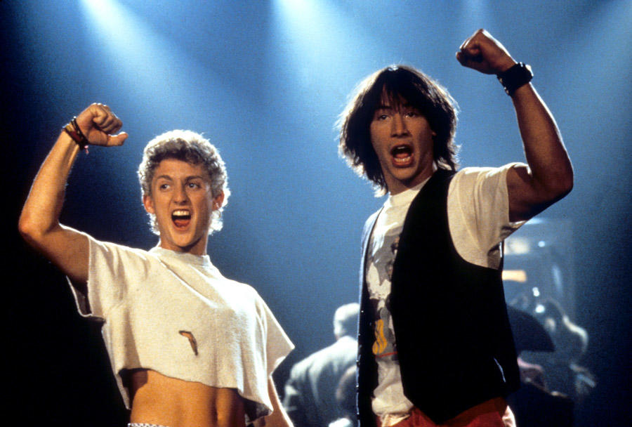 'Bill & Ted 3' Is Officially Happening; Here's Everything We Know