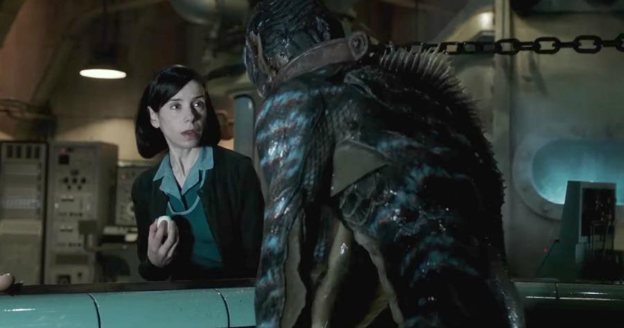 Golden Globe Nominations: Guillermo Del Toro's 'The Shape of Water' Leads the Pack