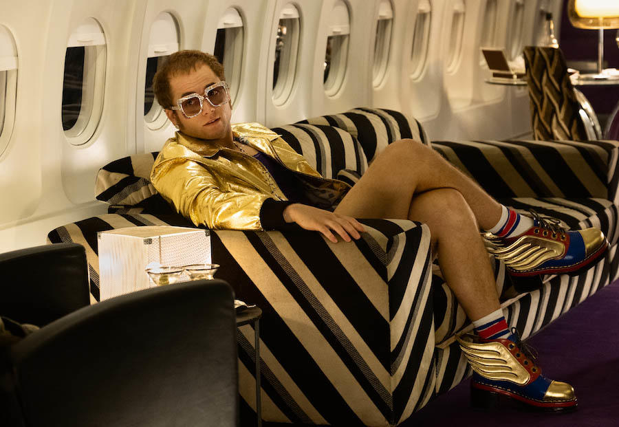 Watch Taron Egerton as Elton John in First 'Rocketman' Teaser; Here's Everything We Know