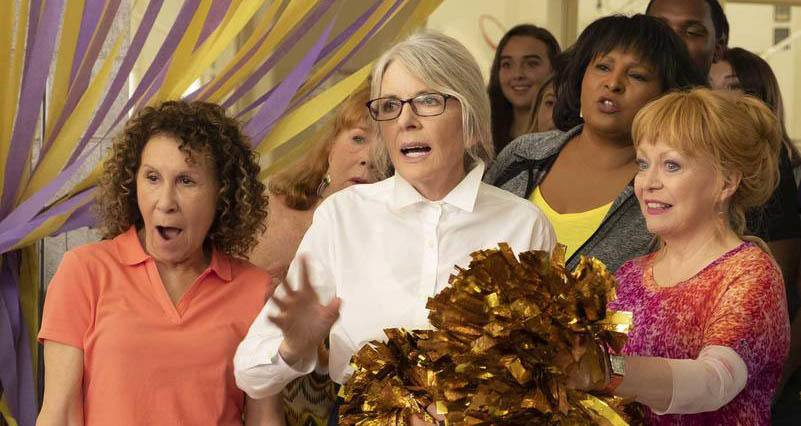 Diane Keaton Brings the Cheer in 'Poms'; Here's Everything We Know