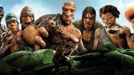 New on DVD: 'Jack the Giant Slayer' Is Lighthearted Fun