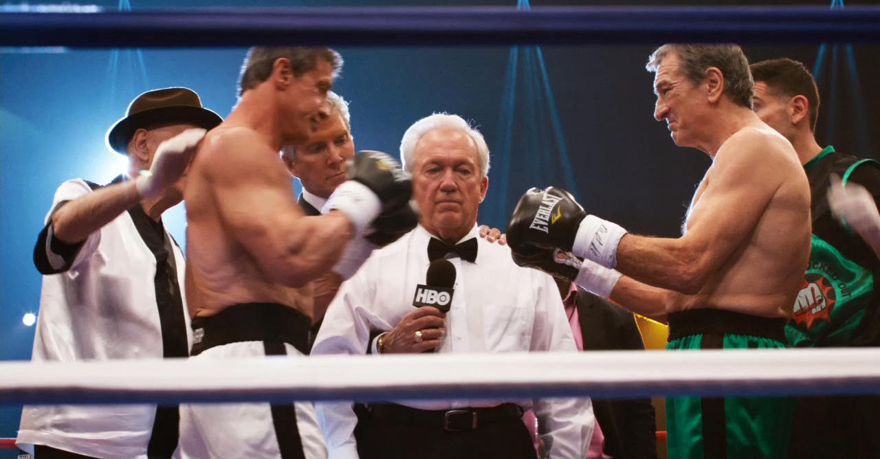 'Grudge Match' Giveaway:  Win Movie Tickets, Workout Gear and Much More