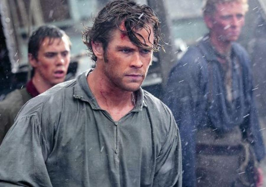 Watch: Chris Hemsworth Fights a Whale in First Trailer for 'In the Heart of the Sea'