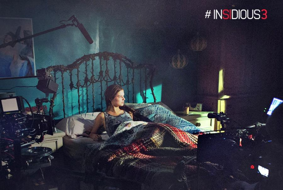 Knock Knock... Watch the First Freaky Trailer for 'Insidious: Chapter 3'