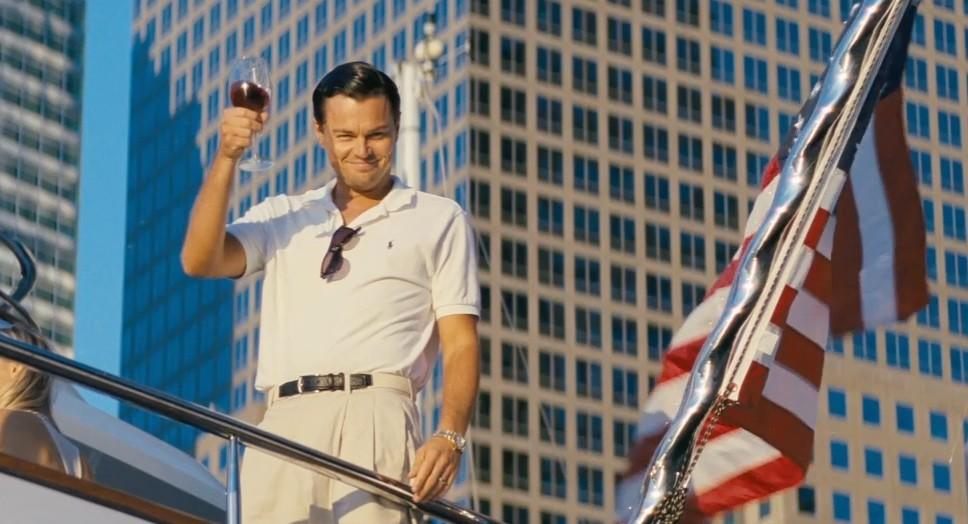 Exclusive: Leonardo DiCaprio Goes Wild in New Poster for 'The Wolf of Wall Street'
