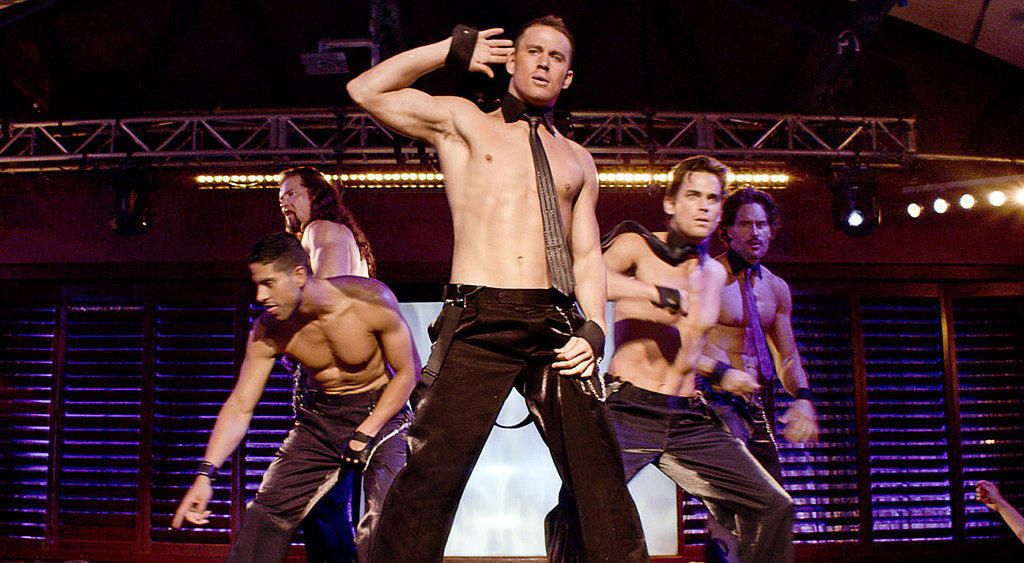 The Best of 'Magic Mike' -- in Gifs