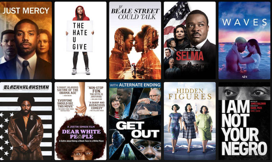 Spotlighting Black Cinema