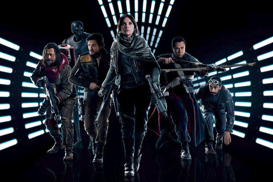 2020 Movie Posters: Disney Adds A New 'Star Wars' Movie For 2020, Calls 'Rogue