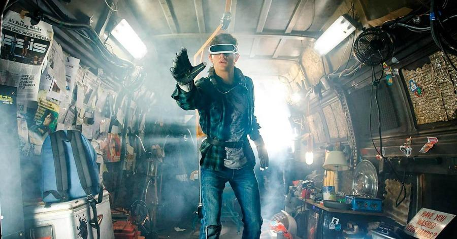 Exclusive Interview: Steven Spielberg on 'Ready Player One' and the Future of Virtual Reality