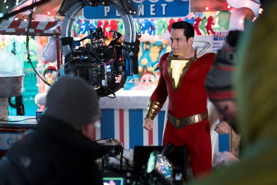 'Shazam' Set Visit: A Different Kind of DC Superhero Movie