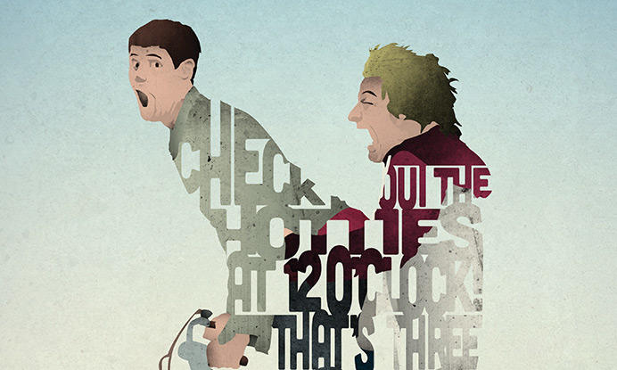 Exclusive: 'Dumb and Dumber To' Quote Poster | Fandango