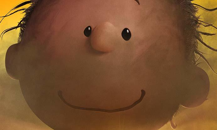 Exclusive Movie Poster Debut: 'The Peanuts Movie' - Pig Pen