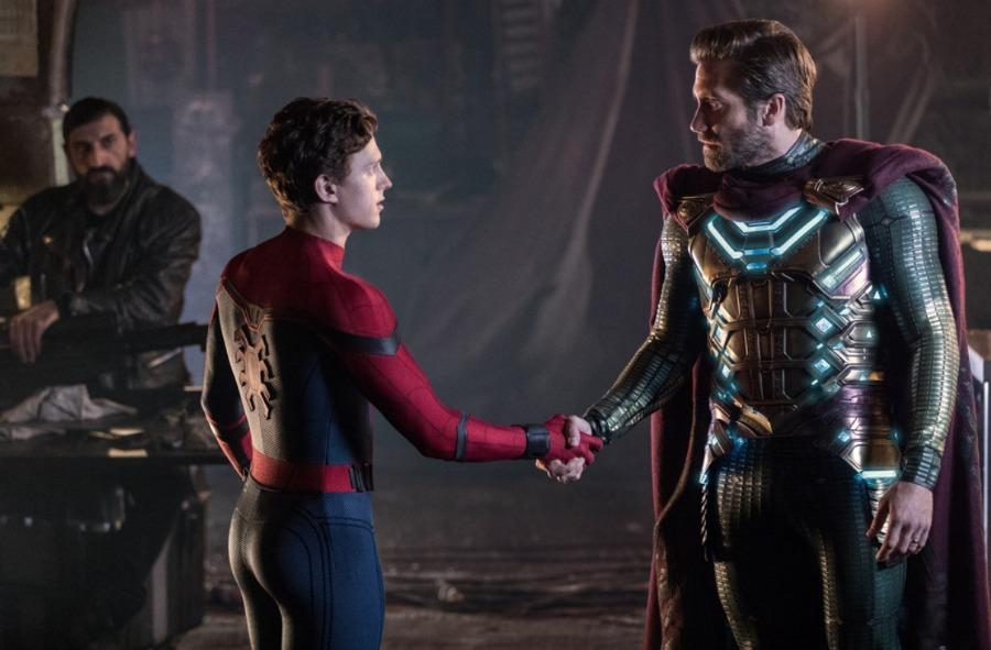 10 Cool Things We Learned From the Set of 'Spider-Man: Far From Home'