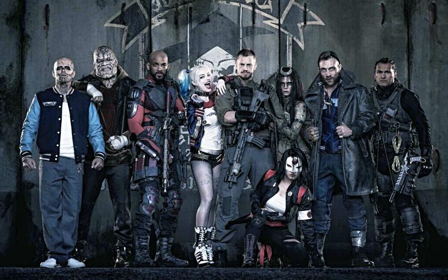 Here's How Much Batman We'll See in 'Suicide Squad'