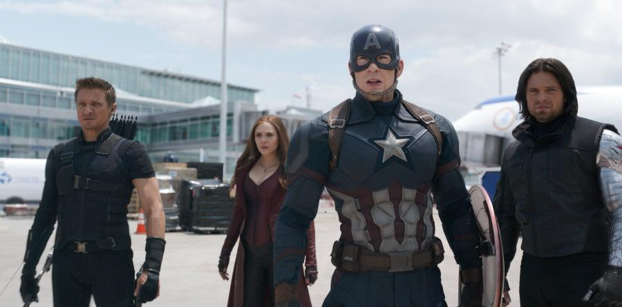 "'Captain America: Civil War' Set Visit: ""This Is the 'Godfather' of Superhero Movies"""