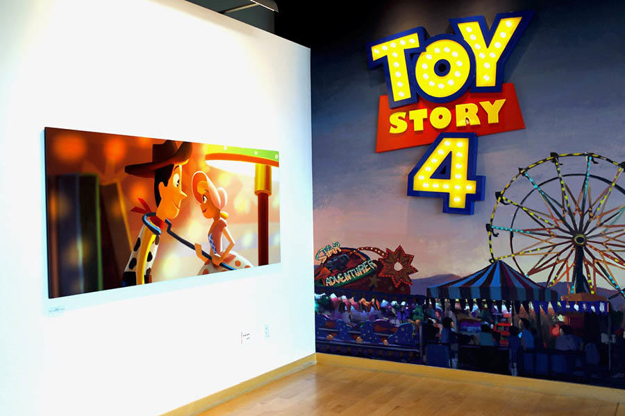 Behind the Scenes of 'Toy Story 4': A Pixar Playdate