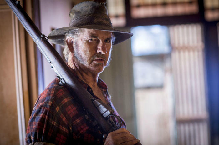 Exclusive 'Wolf Creek 2' Clip: The Real Hunt Begins