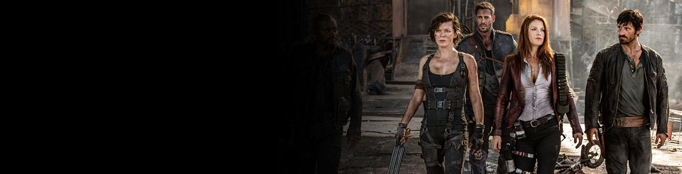 Your Guide to 'Resident Evil'