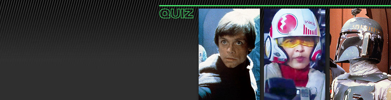 Star Wars' Career Placement Quiz