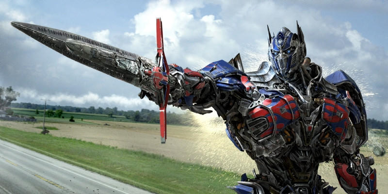 See New Images from 'Transformers: Age of Extinction'