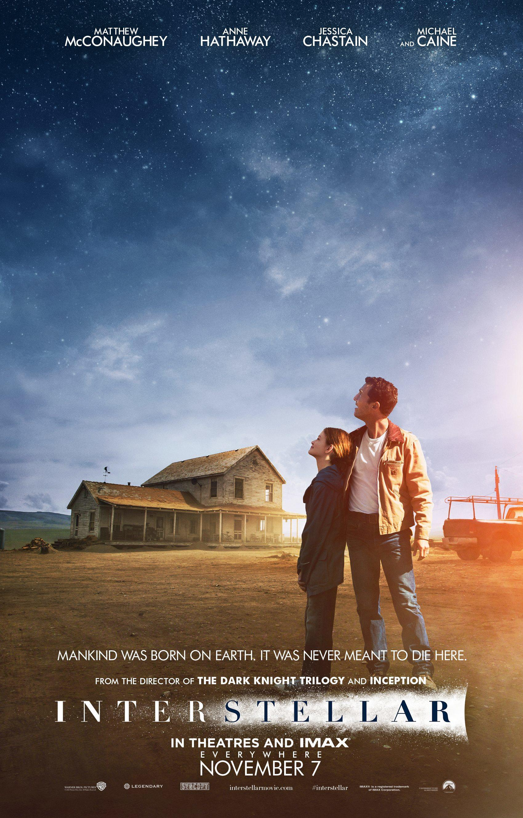 Interstellar Presented In Film Fandango