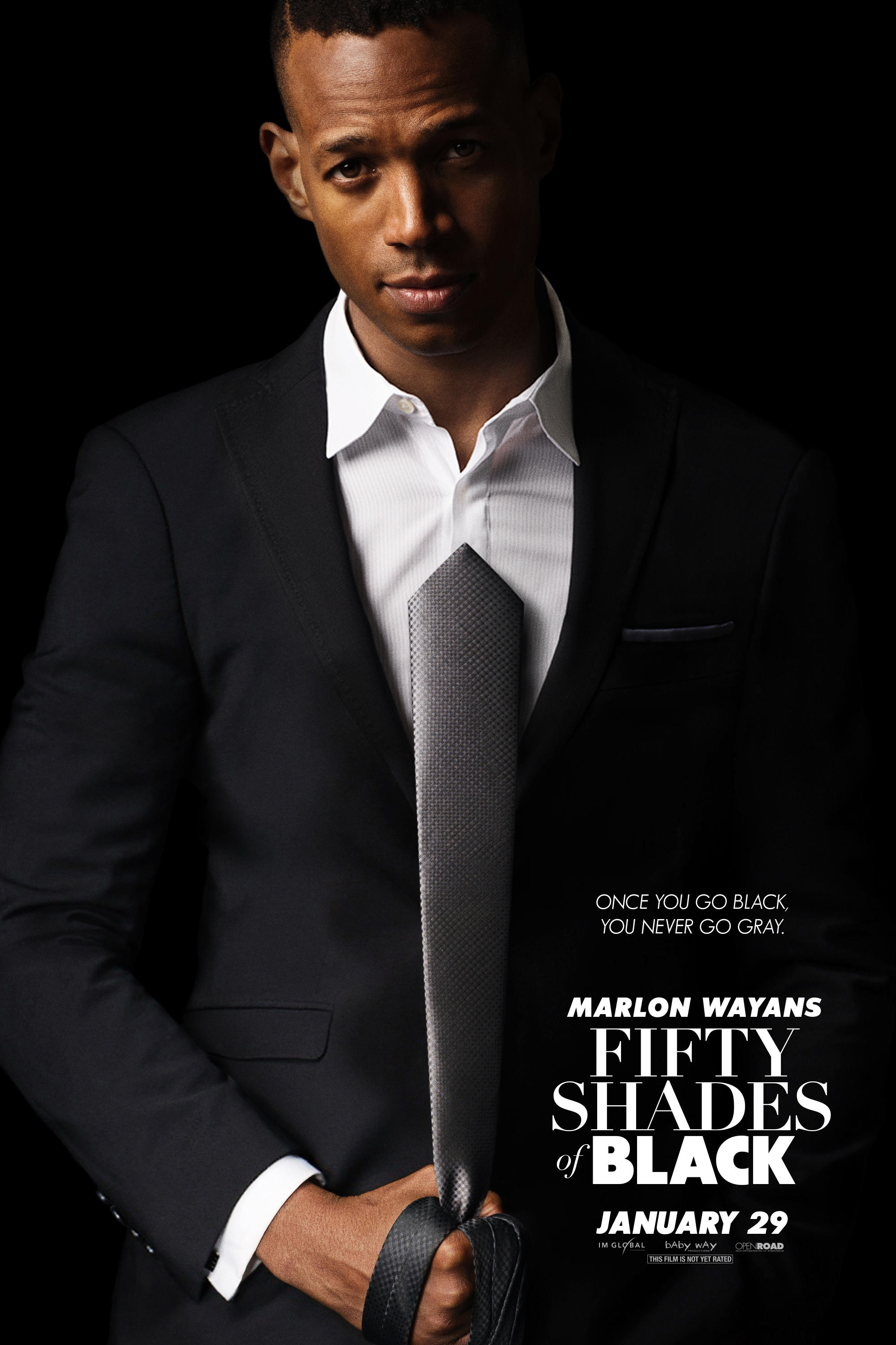 Fifty Shades Of Black Synopsis Fandango